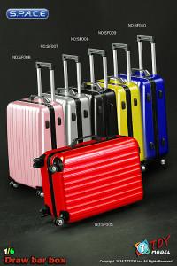 1/6 Scale Travel Trolley draw bar box (red)