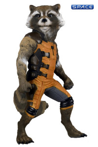 Rocket Raccoon life-size figure (Guardians of the Galaxy)