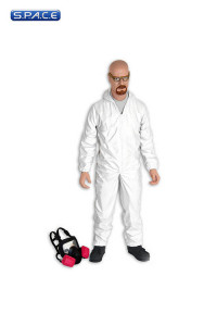 Walter White in White Hazmat Suit Exclusive (Breaking Bad)