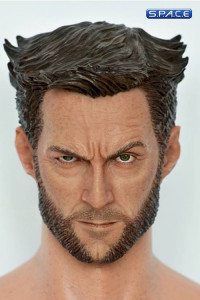 1/6 Scale Logan Head (Visage Collection)