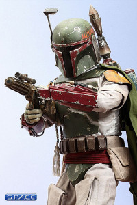 1/4 Scale Boba Fett QS003 (Star Wars - Return of the Jedi)