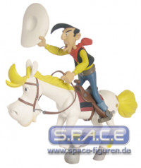 Lucky Luke au galop Statue (Lucky Luke)