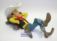 La sieste de Lucky Luke Mini Statue (Lucky Luke)
