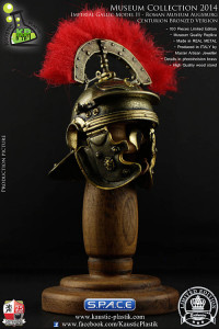 1/6 Scale Centurion Roman Imperial Gallic Model H - Bronzed (Museum Collection Helms)