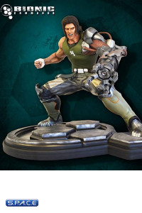 1/4 Scale Nathan Rad Spencer Statue (Bionic Commando)