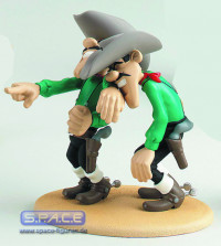 Dalton riants Mini Statue (Lucky Luke)