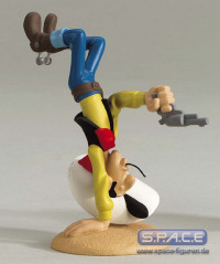 Lucky Luke sur une main Mini Statue (Lucky Luke)