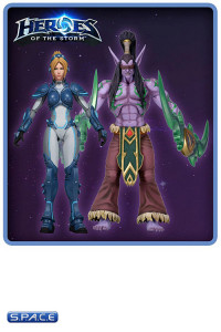 2er Satz: Nova & Illidan (Heroes of the Storm Serie 1)