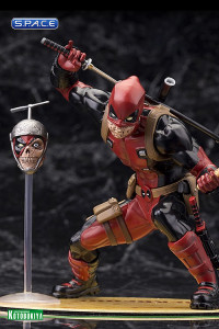 1/10 Scale Deadpool Chimichanga Edition SDCC 2015 Exclusive ARTFX+ Statue (Marvel Now!)