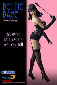 1/6 Scale Bettie Page Action Doll