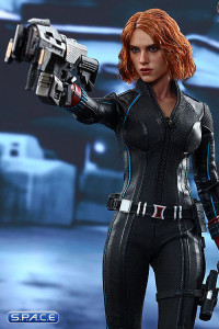 1/6 Scale Black Widow Movie Masterpiece MMS288 (Avengers: Age of Ultron)
