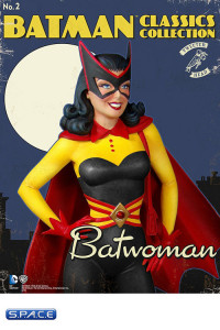 Classic Batwoman Maquette (Batman Classic Collection)