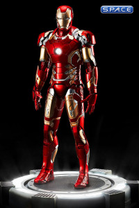 1/9 Scale Iron Man Mark XLIII Multipose Action Hero Vignette (Avengers: Age of Ultron)