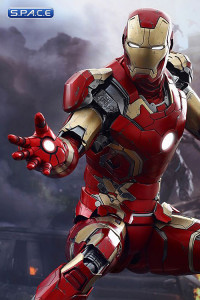 1/4 Scale Iron Man Mark XLIII QS005 (Avengers: Age of Ultron)