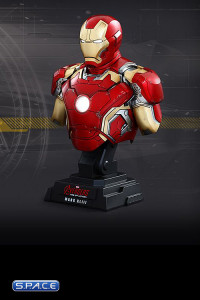 1/4 Scale Iron Man Mark XLIII Bust HTB28 (Avengers: Age of Ultron)