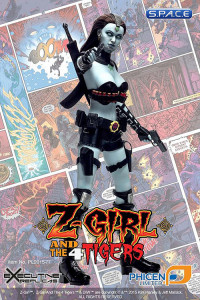 1/6 Scale Z-Girl (Z-Girl and the 4 Tigers)