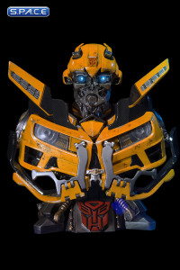 Bumblebee Bust Evolution 3 (Transformers: Dark of the Moon)