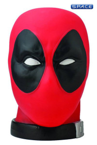1:1 Deadpool Head life-size Bank Exclusive (Marvel)