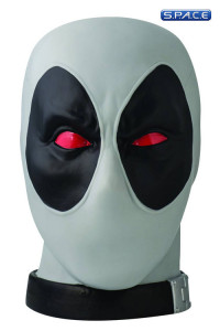1:1 X-Force Deadpool Head life-size Bank Exclusive (Marvel)