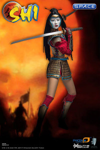 1/6 Scale SHI Ninja in Battle Armor