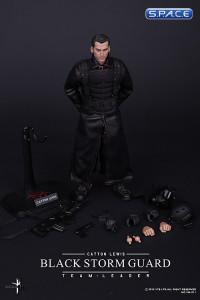 1/6 Scale Catton Lewis - Black Storm Guard Team Leader