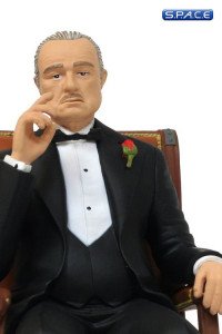 Don Vito Corleone PVC Statue (The Godfather)