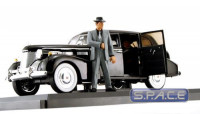 1:18 Scale '40 Cadillac Fleetwood Series 75 Die Cast (The Godfather)