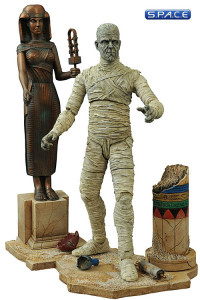 The Mummy Version 2 (Universal Monsters Select)
