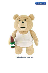 Talking Ted with Tank Top Plush R Rated (TED 2)