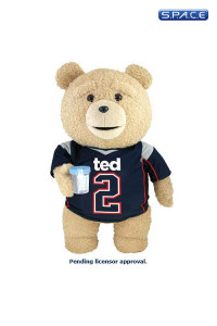 Talking Ted with Jersey Plush R Rated (TED 2)