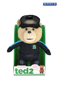 Talking Ted with Scuba Plush R Rated (TED 2)