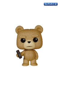 Ted with Remote Pop! Movies #187 Vinyl Figure (TED 2)