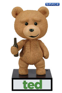 Talking Ted Wacky Wobbler Bobble-Head with Sound (TED 2)