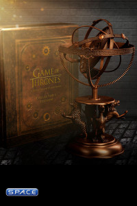 Astrolabe and Guidebook Collectors Edition (Game of Thrones)