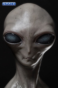 1:1 The Grey life-size Bust (Extraterrestrial)