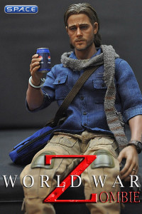 1/6 Scale »Gerry« Zombie Fighter with Zombie Display Base