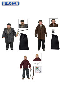 Set of 3: Home Alone Figural Dolls (Home Alone)