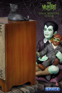 Eddie Munster Maquette (The Munsters)