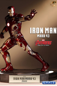 1/3 Scale Iron Man Mark 43 Cinemaquette (Avengers: Age of Ultron)
