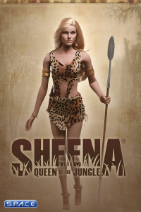 1/6 Scale Sheena - Queen of the Jungle