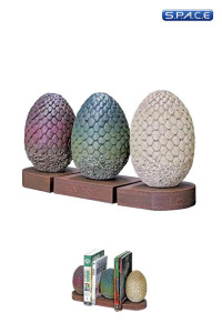 Dragon Egg Bookends (Game of Thrones)