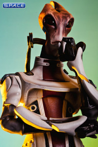 1/4 Scale Mordin Statue (Mass Effect 3)
