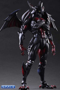 Diablos Armor Rage Set from Monster Hunter (Play Arts Kai)