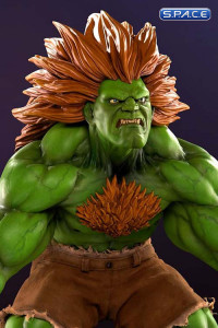 1/4 Scale Blanka Statue (Street Fighter)