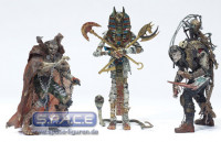 Icons of Horror 3-Pack (McFarlane´s Monsters)