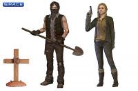 6er Komplettsatz: The Walking Dead - TV Series 9