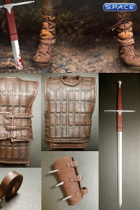 1/6 Scale Scottish Highlander - Outfit and Armor Set