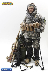 1/6 Scale Special Forces Mountain Ops Sniper Set - ACU Version