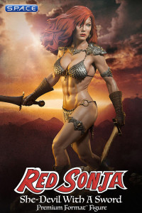 Red Sonja She-Devil with a Sword Premium Format Figure (Red Sonja)