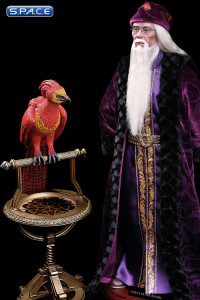 1/6 Scale Albus Dumbledore Deluxe Version (Harry Potter and the Sorcerer's Stone)